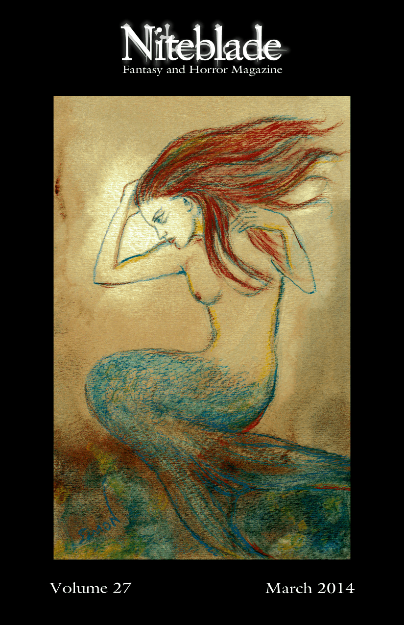 Issue #27 The Mermaid at Sea World