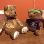 Selkirk Bear and Bayley Bear
