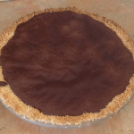Coconut-Chocolate Tart