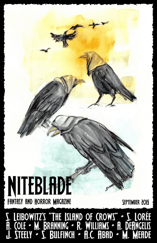 Issue #33 Island of Crows