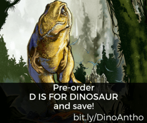 D is for Dinosaur Pre-order