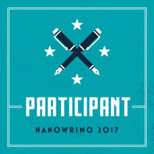 naNoWriMo Participant 2017